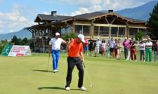 Драматичен плейоф на финала на Държавното първенство по голф