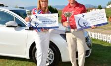 Петър Стратиев и Мирослава Михайлова ще представят България в Peugeot Golf Tour International