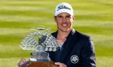 Кепка завоюва първи трофей от PGA Tour