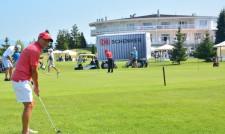 Краси Балъков бе сред участниците на третия турнир DB Schenker Golf Open