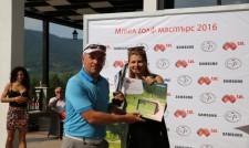 Близо 100 участници се включиха във втория кръг на Мтел голф мастърс