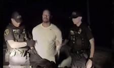 Кадри разкриват колко неадекватен е бил Тайгър Уудс при ареста (видео)