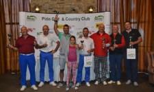 Голф турнир се проведе в Пирин голф и кънтри клуб