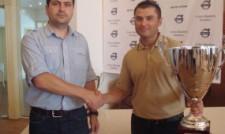 Светослав Станиславов спечели Volvo Masters Amateur